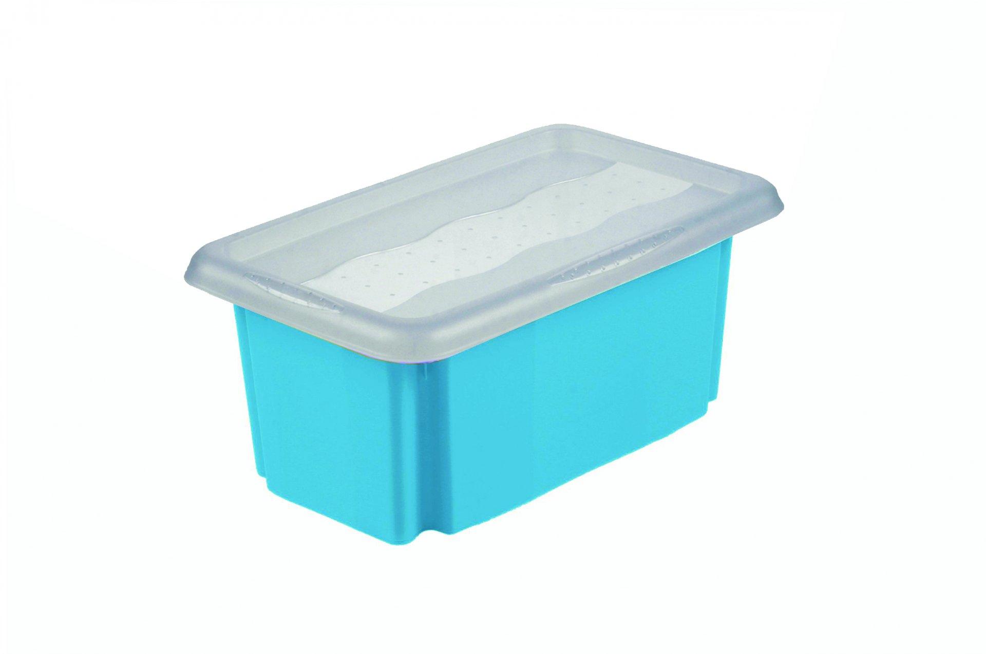 Keeeper Úložný box s víkem Emil & Emilia, 7L