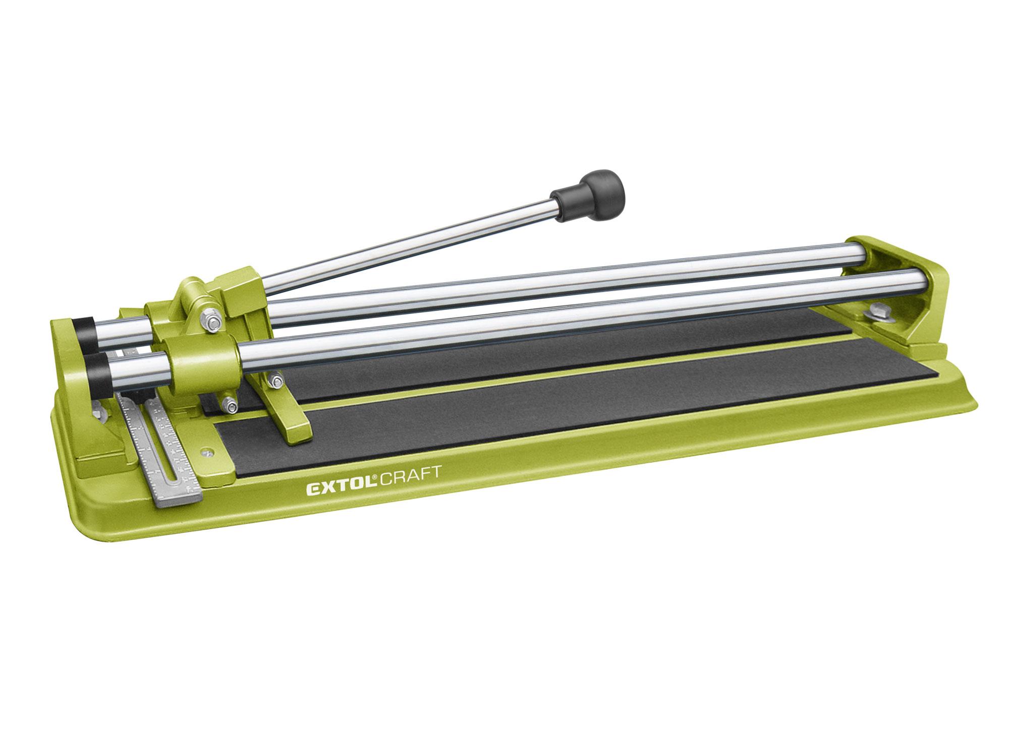 Řezačka obkladaček 600mm, ložiskové uložení, 600mm EXTOL CRAFT 100610