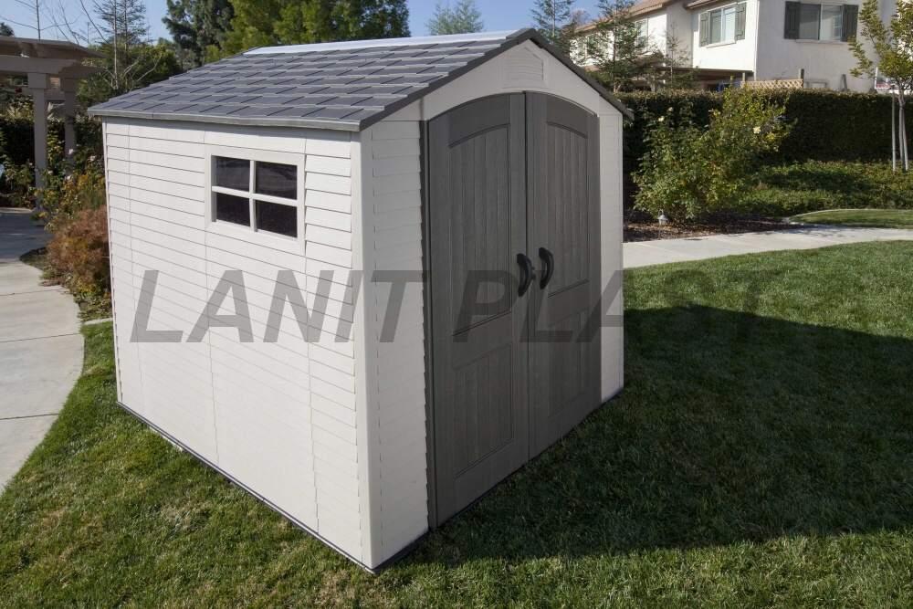 Zahradní domek plastový Lifetime Fox