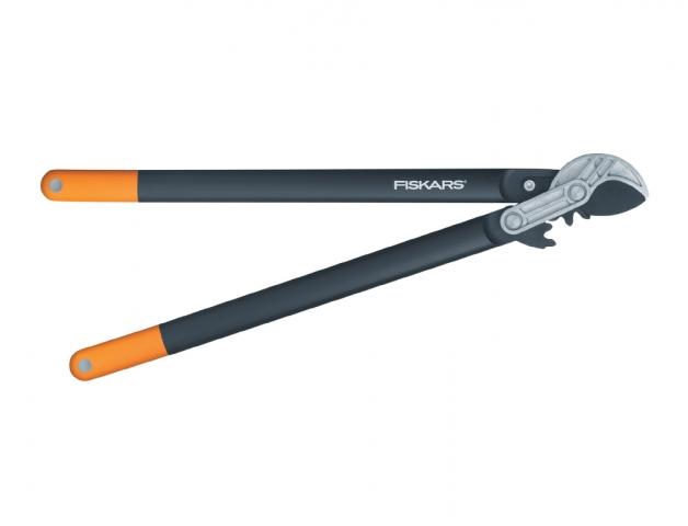 Nůžky na silné větve převodové jednočepelové velké FISKARS 1000583 (112580)