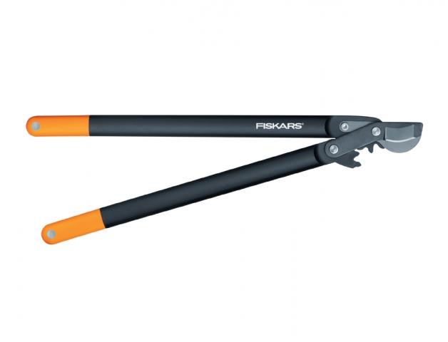 Nůžky na silné větve převodové velké, háková hlava FISKARS 1000584 (112590)