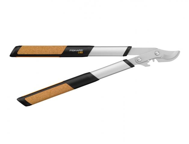 Nůžky zahradní na silné větve Quantum PowerGear S FISKARS 1001436 (112240)