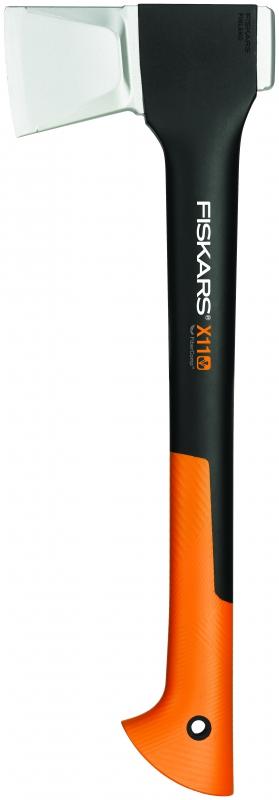 Sekera štípací FISKARS X11 s plastovým pouzdrem 1015640 (122440)