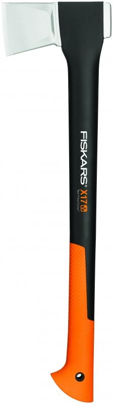 Sekera štípací FISKARS X17 s plastovým pouzdrem 1015641 (122463)