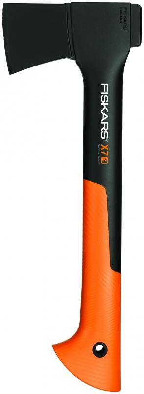 Sekera univerzální FISKARS X7 s plastovým pouzdrem 1015618 (121420)