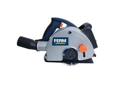 Drážkovací fréza na zdivo FWS-125/4K FERM