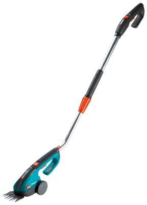 Akumulátorové nůžky na trávu ClassicCut s násadou - sada GARDENA 8890-20