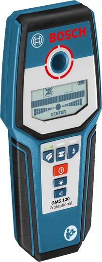 Detektor Bosch GMS 120 Professional (0.601.081.000)