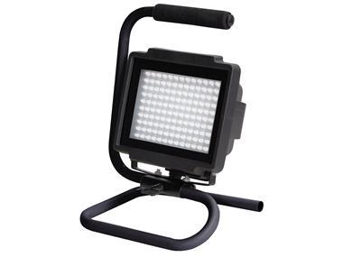 LED-zářič s 130 LED/ 9 W a držadlem