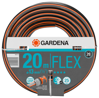 "Zahradní hadice 1/2"" 20m 9x9 ComfortFlex 18033-20 GARDENA"