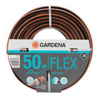 "Zahradní hadice 1/2"" 50m 9x9 ComfortFlex 18039-22 GARDENA"