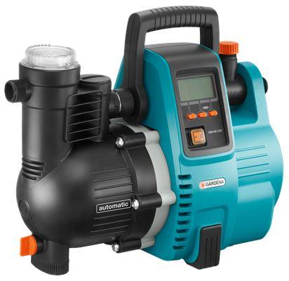 Domovní vodní automat GARDENA 5000/5E LCD Comfort