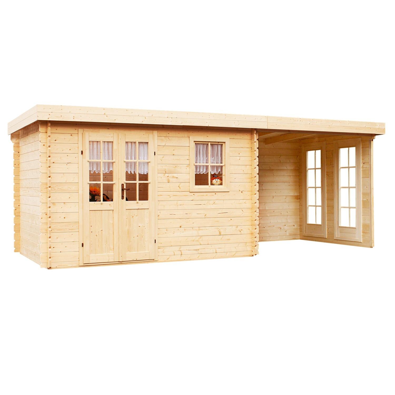 Zahradní domek LANITPLAST LEO M2 598 x 250 cm