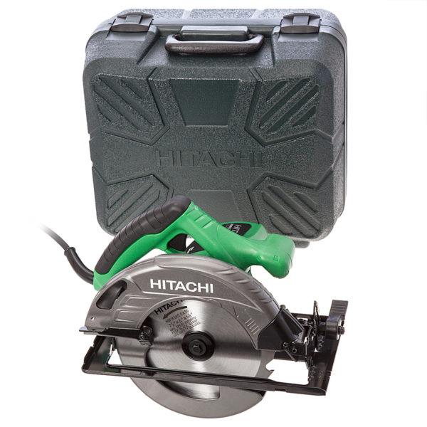 Elektrická okružní pila Hitachi C7ST s kufrem