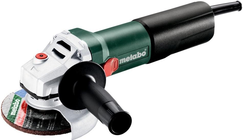 Úhlová bruska Metabo WEQ 1400-125