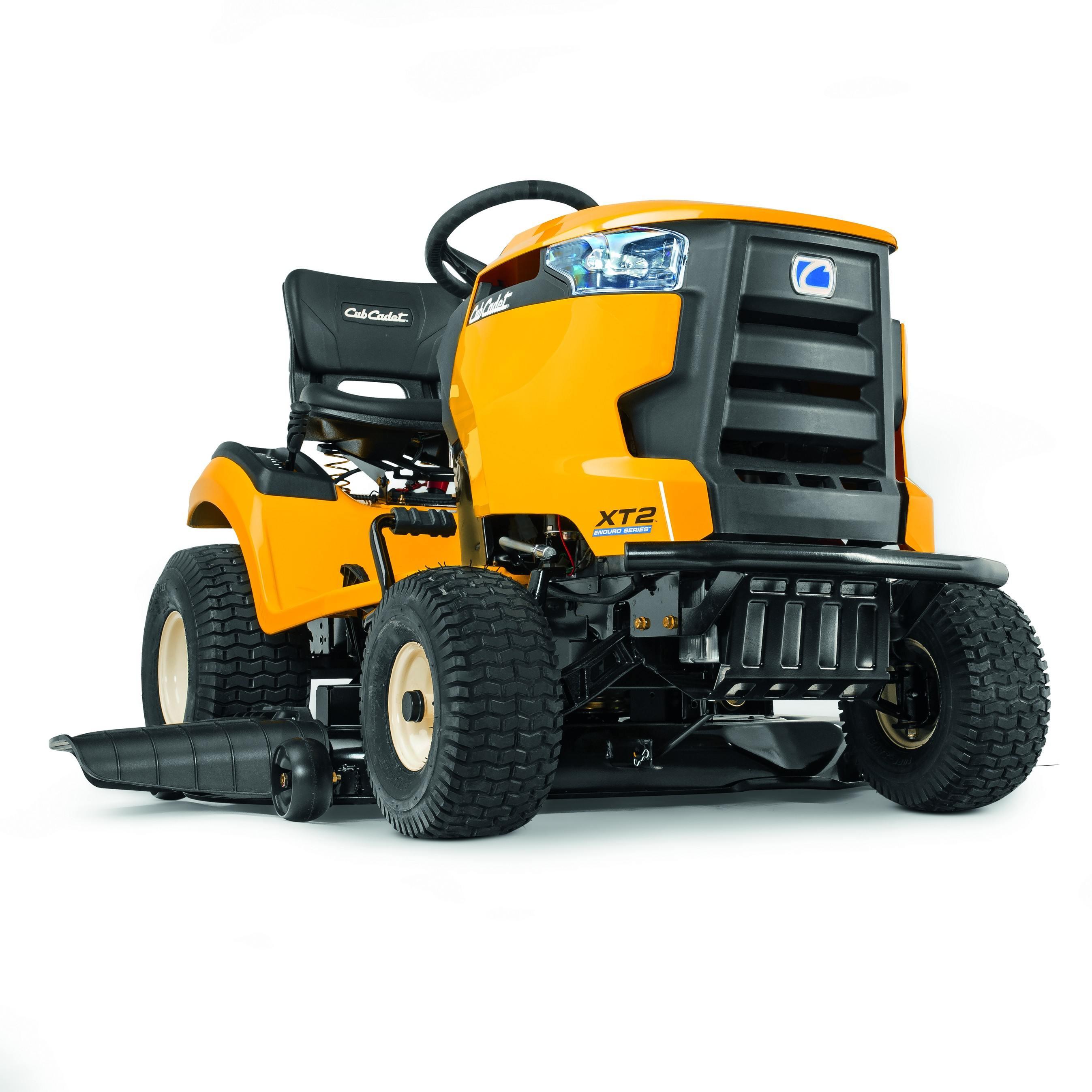 Travní traktor se bočním výhozem Cub Cadet XT2 PS117