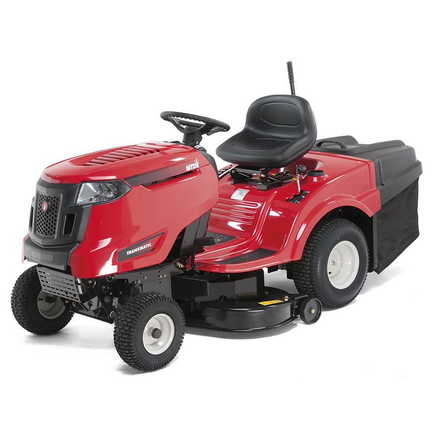Travní traktor s zadním výhozem MTD SMART RE 125