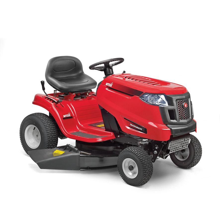 Travní traktor s bočním výhozem MTD SMART RF 130 H