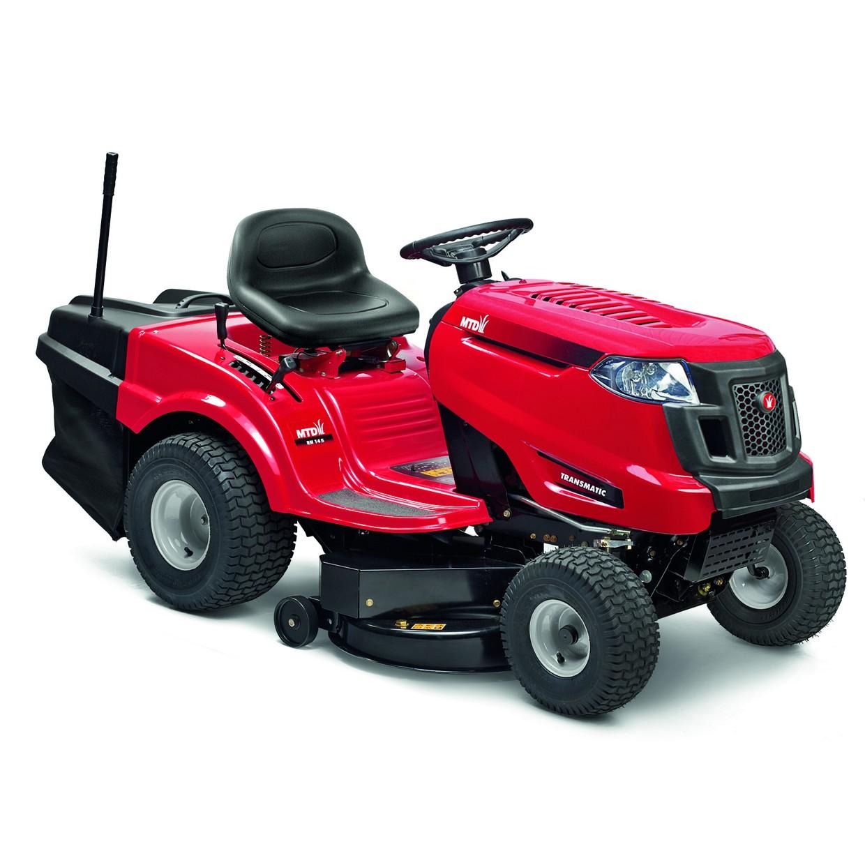 Travní traktor s bočním výhozem MTD SMART RG 145