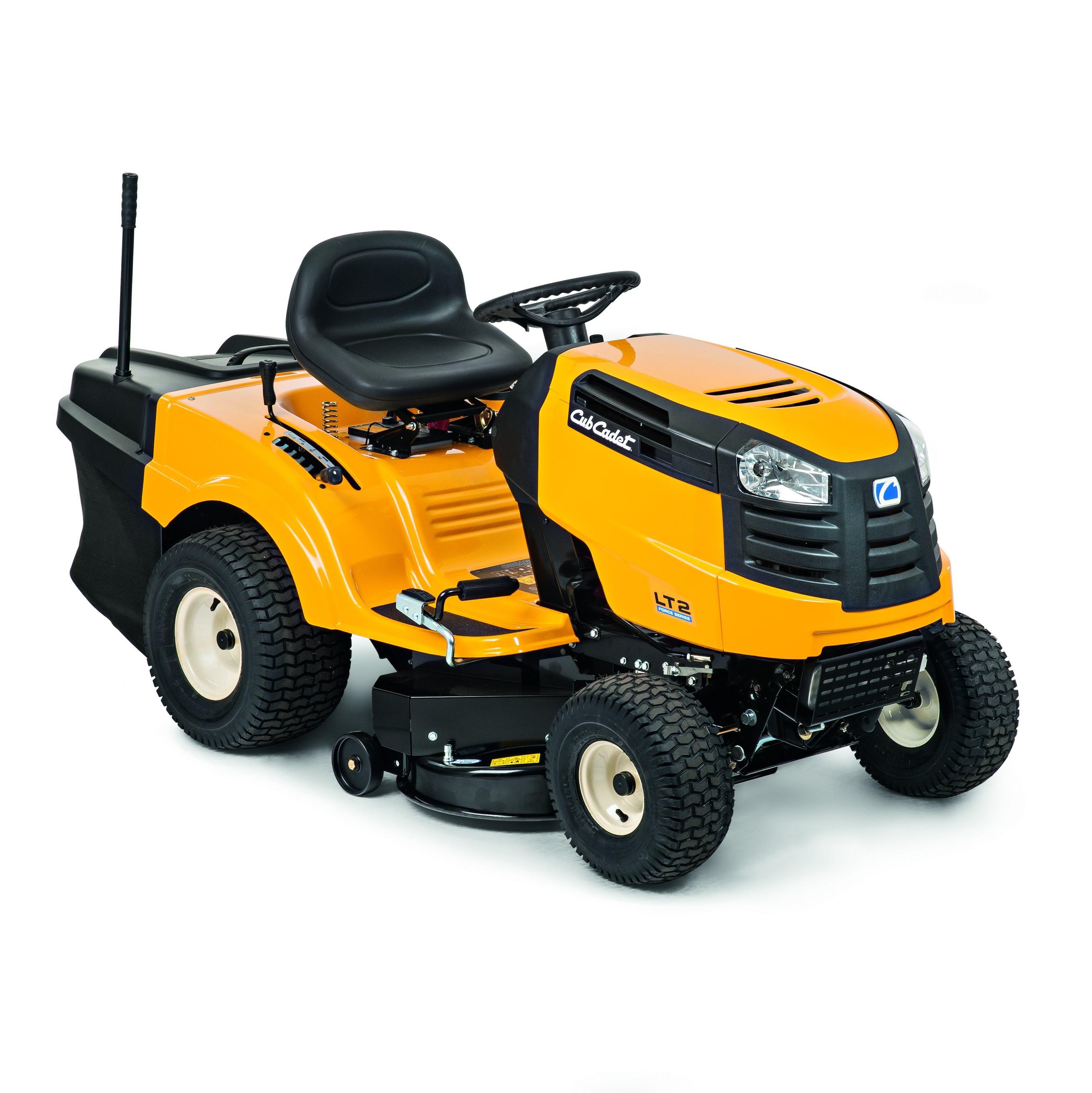 Travní traktor se zadním výhozem Cub Cadet LT2 NR92