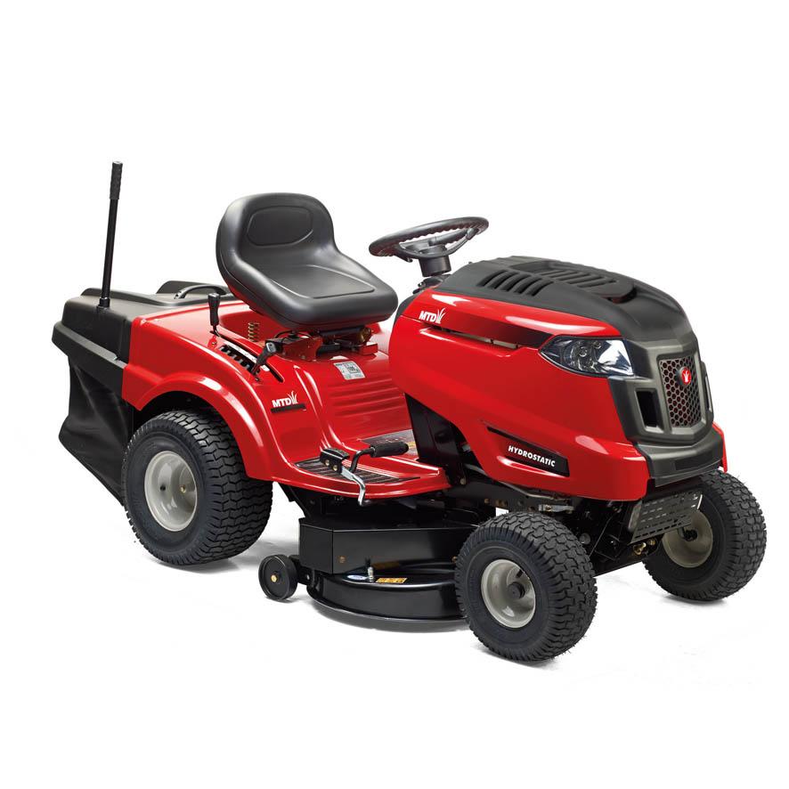 Travní traktor s zadním výhozem MTD OPTIMA LN 165 H