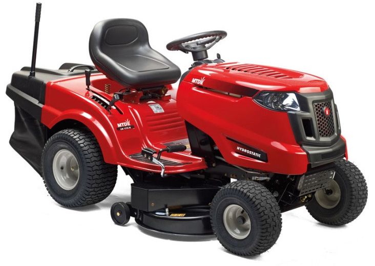 Travní traktor se zadním výhozem MTD LE 180/92 H
