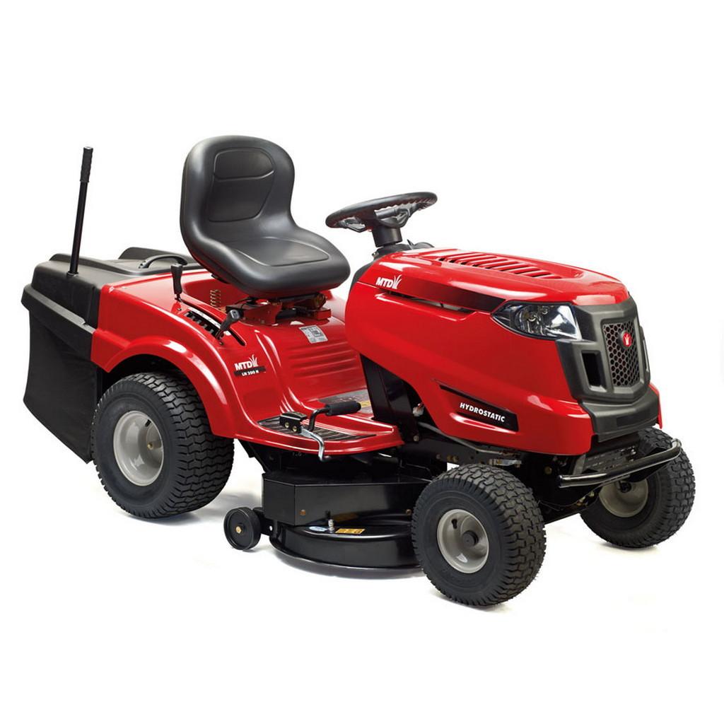 Travní traktor se zadním výhozem MTD OPTIMA LN 200 H RTG