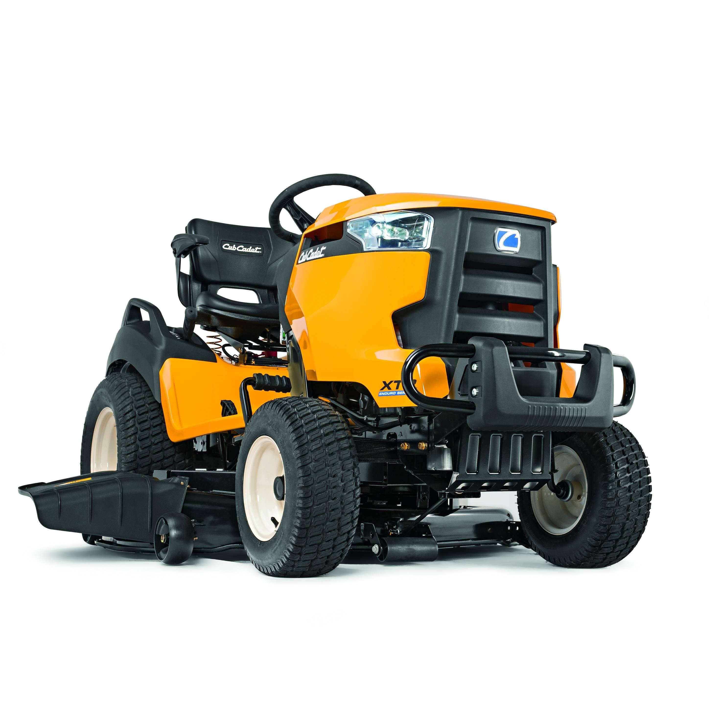 Travní traktor se bočním výhozem Cub Cadet XT3 QS127