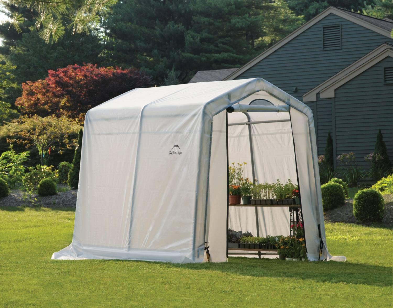 Plachtový skleník SHELTERLOGIC 1,8 x 2,4 m - 35 mm - 70600EU