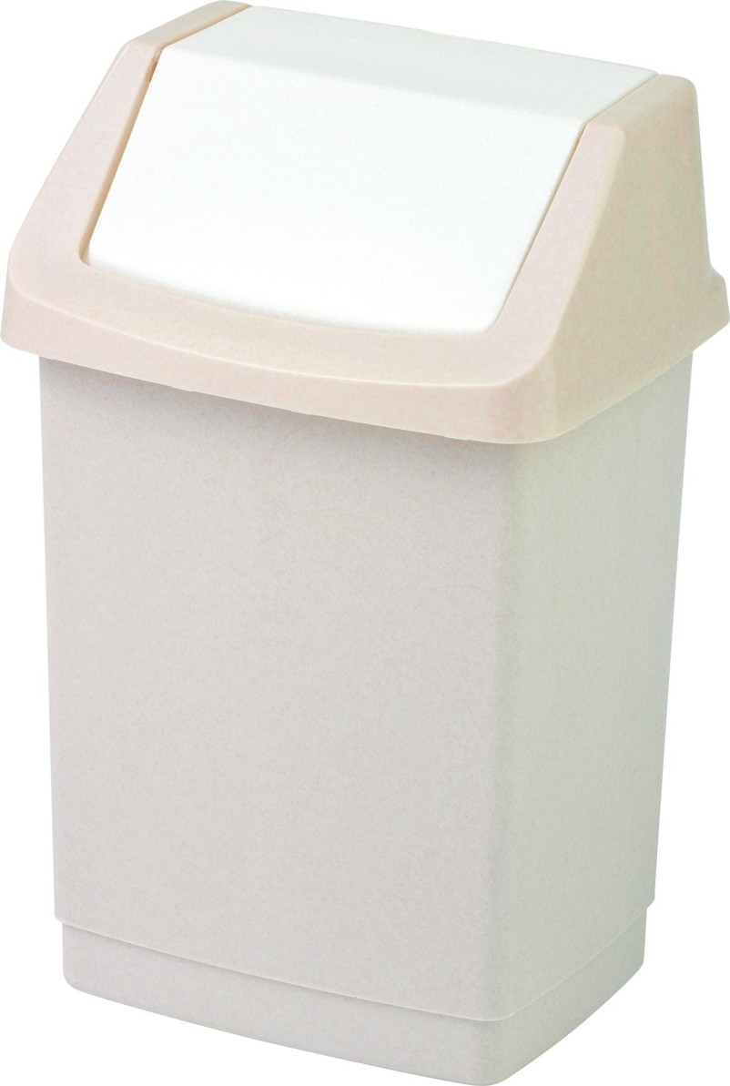 Curver odpadkový koš, CLICK-IT, béžový, 50l
