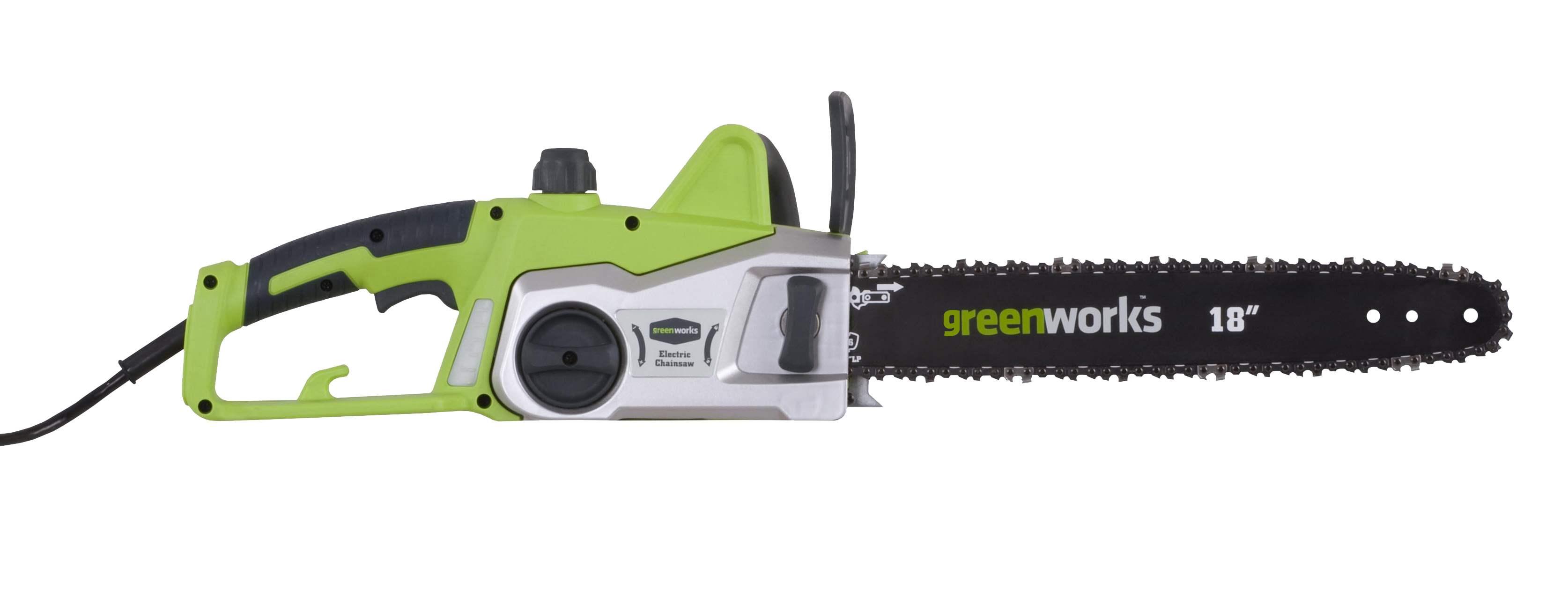 Elektrická řetězová pila GWCS 2046 E GREENWORKS