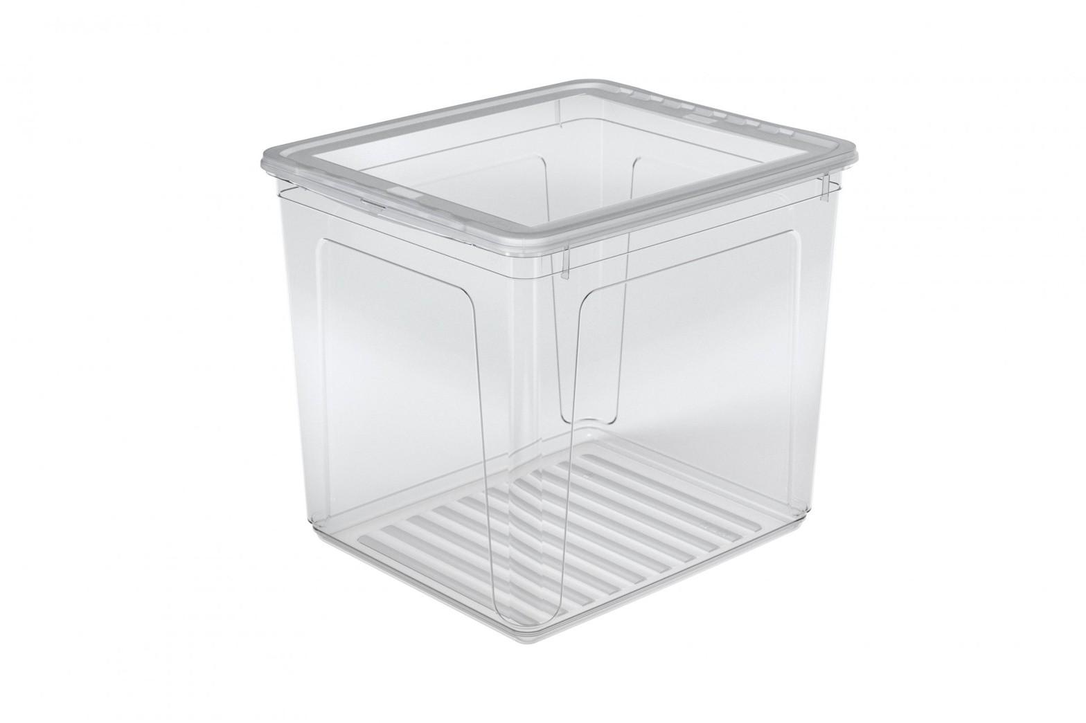 Keeeper Úložný box s otočným větratelným víkem bea 30L