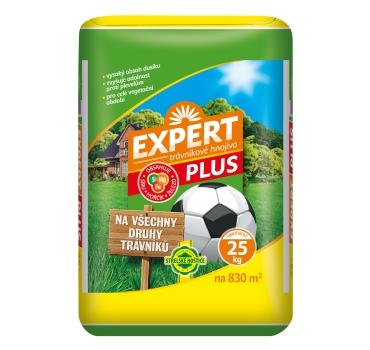 Trávníkové hnojivo EXPERT PLUS 25 kg Forestina