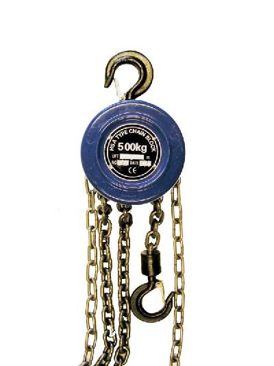 Řetězový zvedák 500kg (HSA 0.5t) AUTOMOTIVE