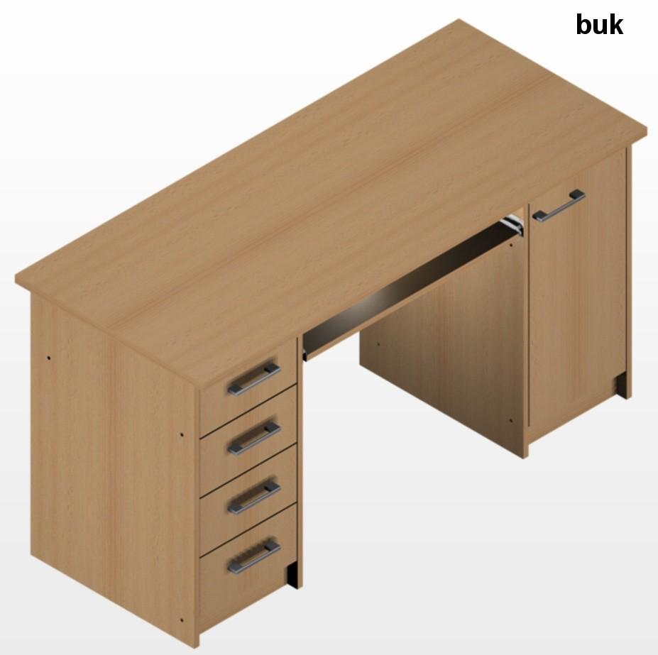 Pc stůl La 31 LAMIVEX