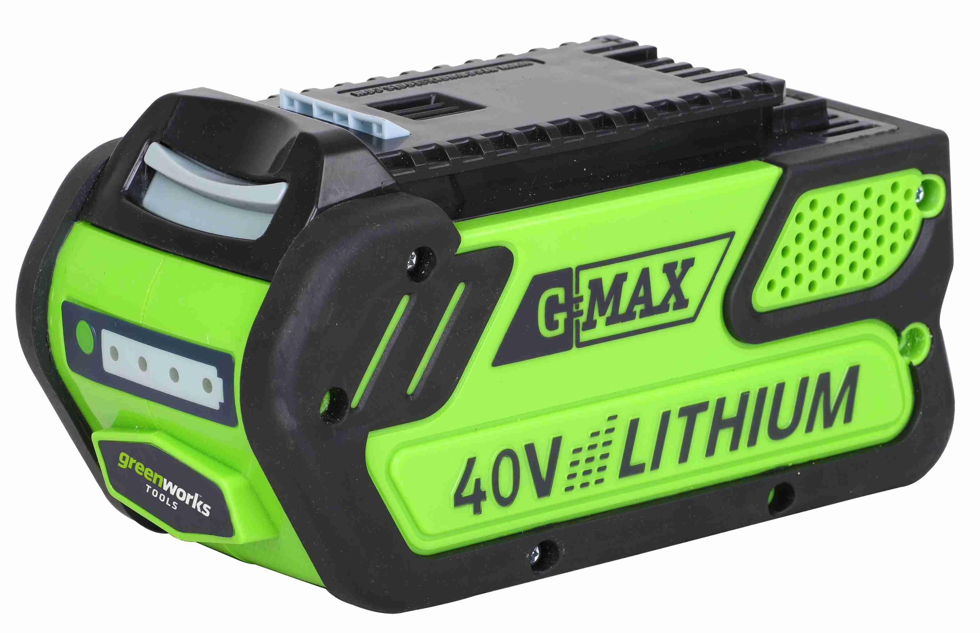 AKU baterie GREENWORKS Li-Ion 40 V GW 4040