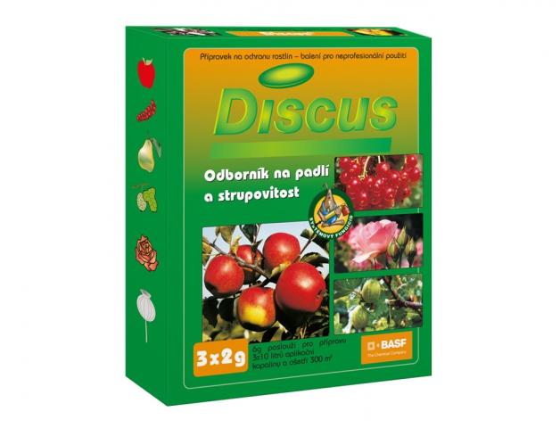 Fungicid DISCUS 3x2g