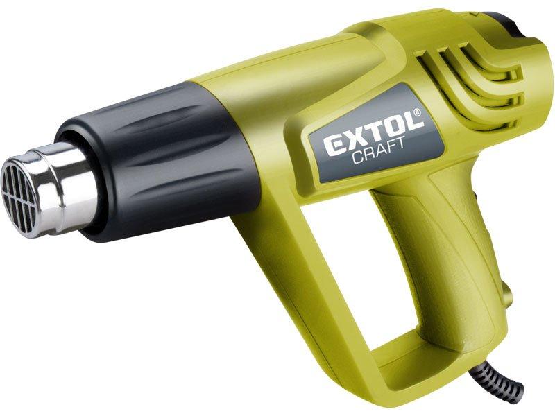 Pistole horkovzdušná, 2000W EXTOL CRAFT 411023
