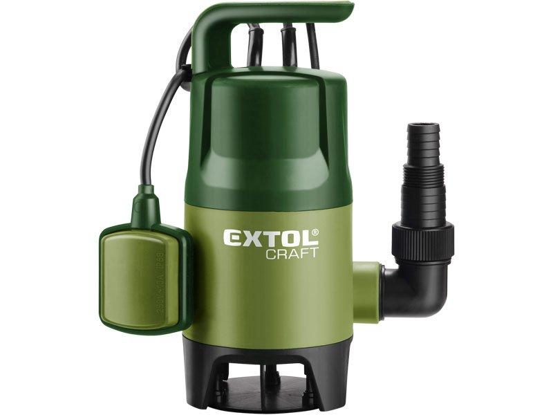 Čerpadlo na znečištěnou vodu 400W EXTOL 414122