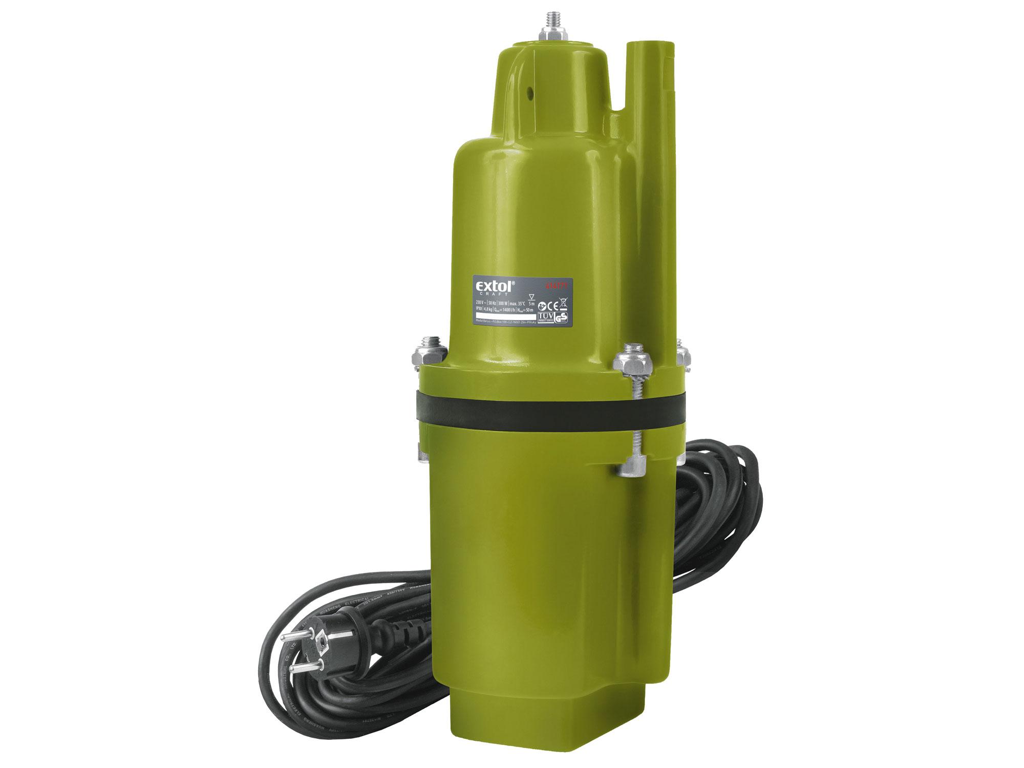 Čerpadlo membránové hlubinné ponorné 414171 EXTOL CRAFT