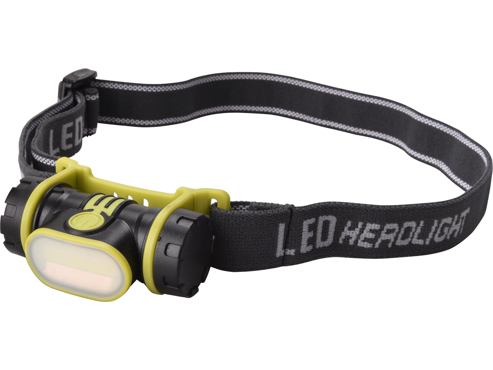 Čelovka širokoúhlá 90lm COB, 2W COB LED EXTOL LIGHT 43106