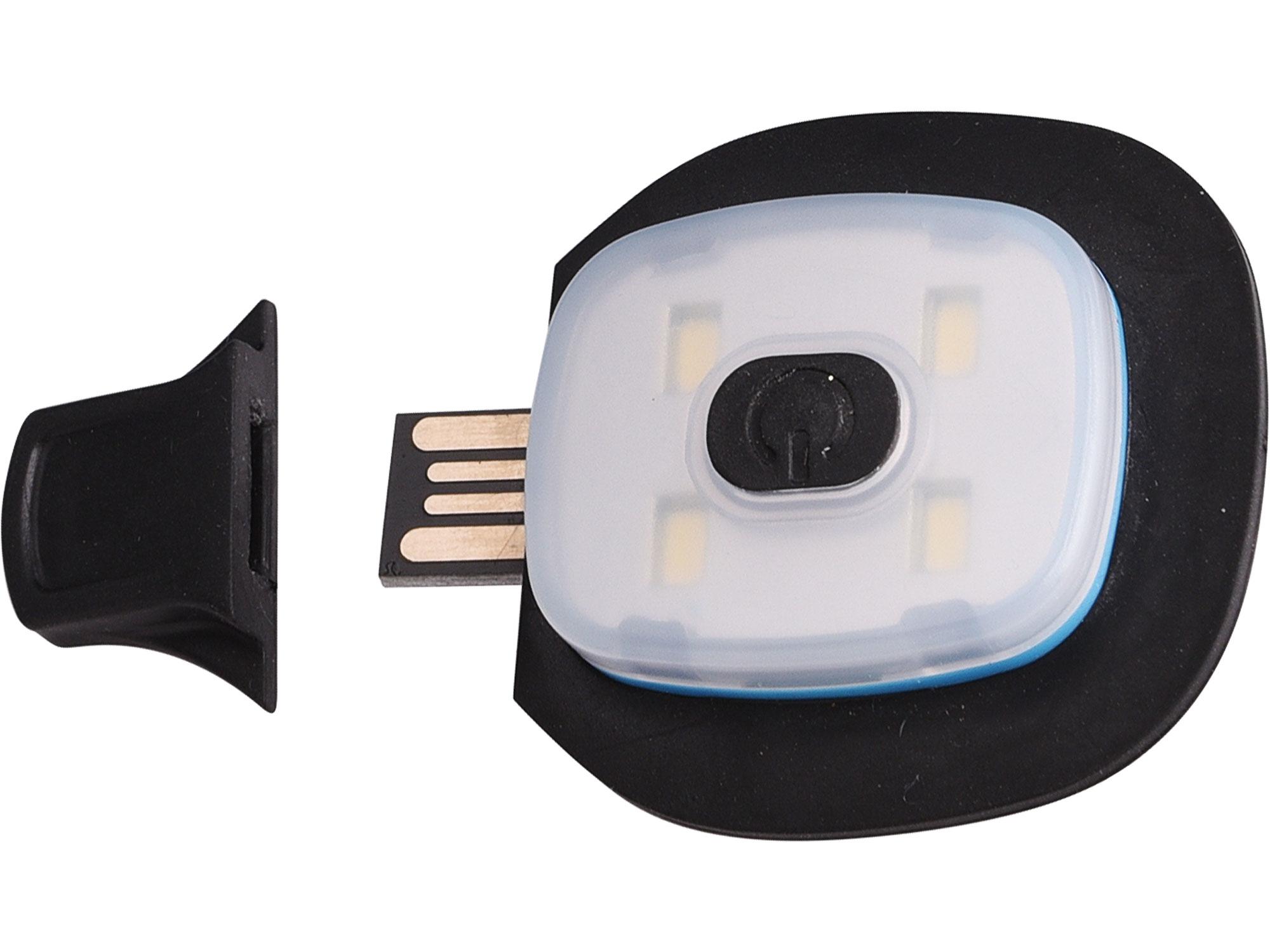 Světlo do čepice, náhradní, nabíjecí, USB 43191a EXTOL LIGHT