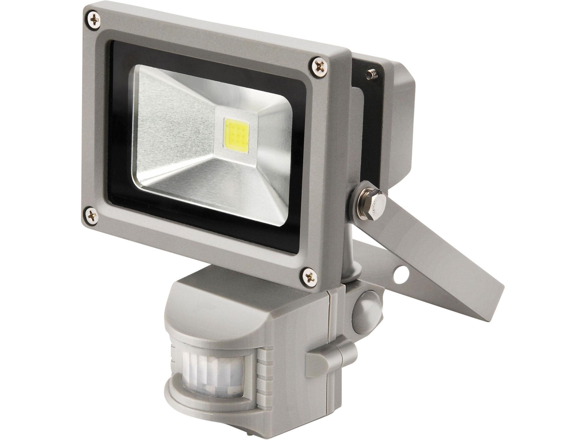 Reflektor LED s pohybovým čidlem, 800lm EXTOL LIGHT 43211