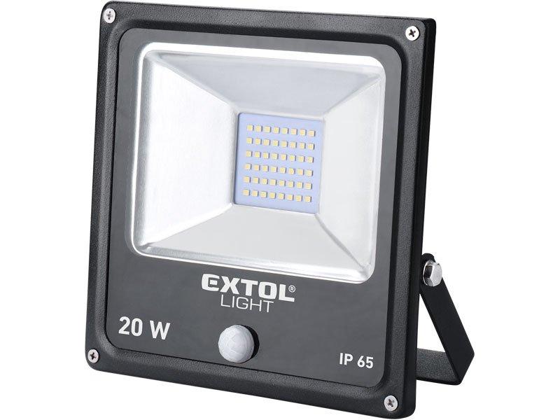 Reflektor LED s pohybovým čipem 1400lm