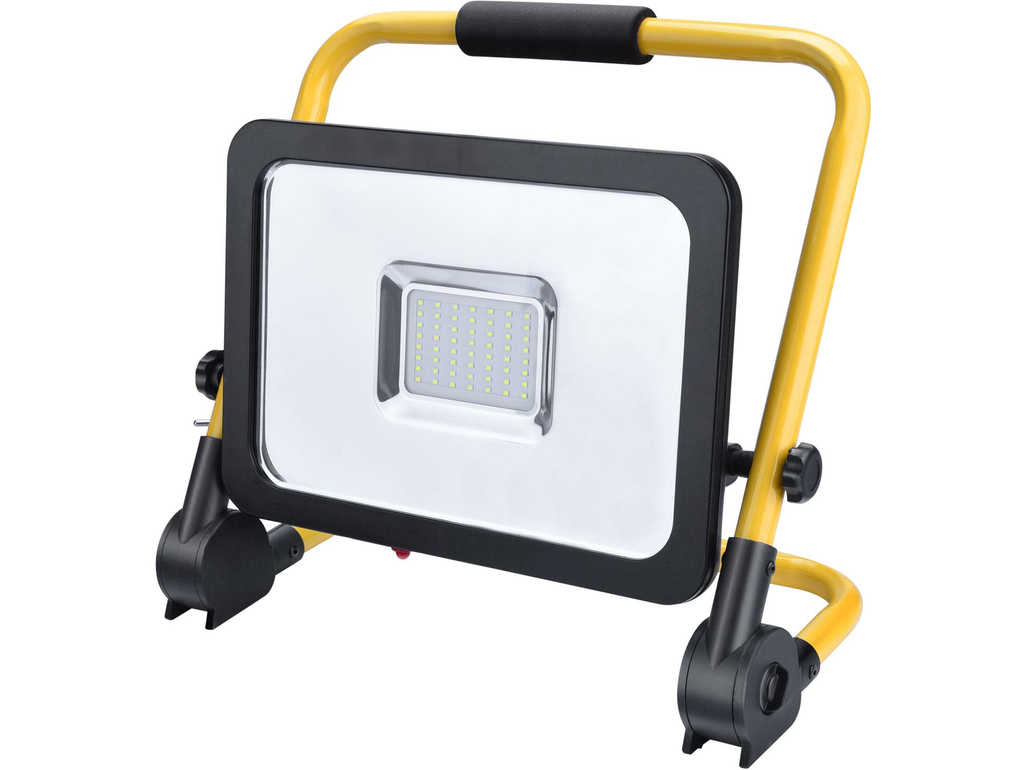 Reflektor LED, 4500lm, se stojanem EXTOL LIGHT 43244