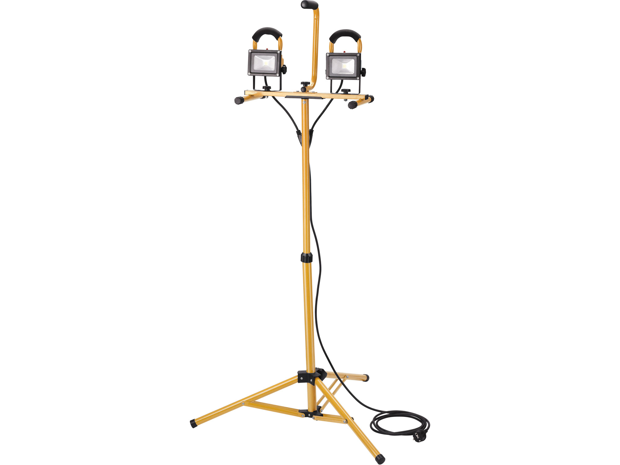 Reflektor LED, 2x800lm, se stojanem 125cm EXTOL LIGHT 43281