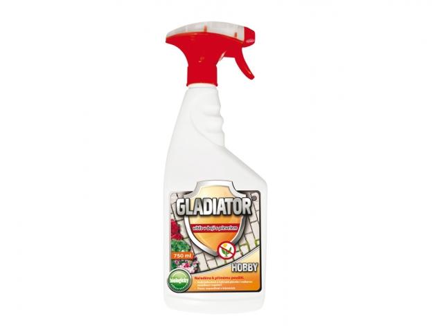 Herbicid GLADIATOR HOBBY 750ml