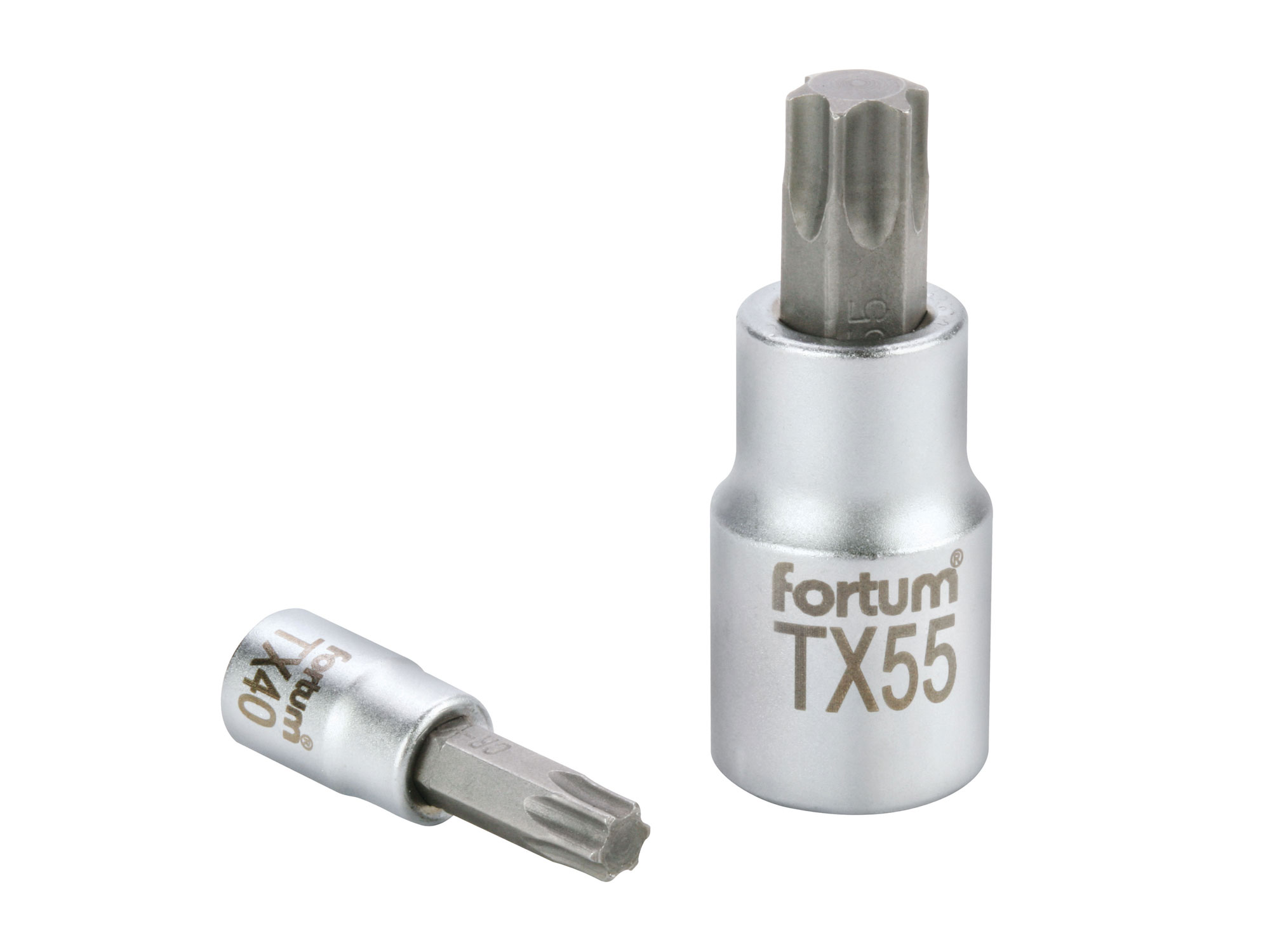 "Hlavice zástrčná 1/4"" hrot TORX, 1/4"", TX 15, L 37mm FORTUM 4701721"