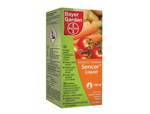 Herbicid SENCOR SC 600 Liquid 100ml