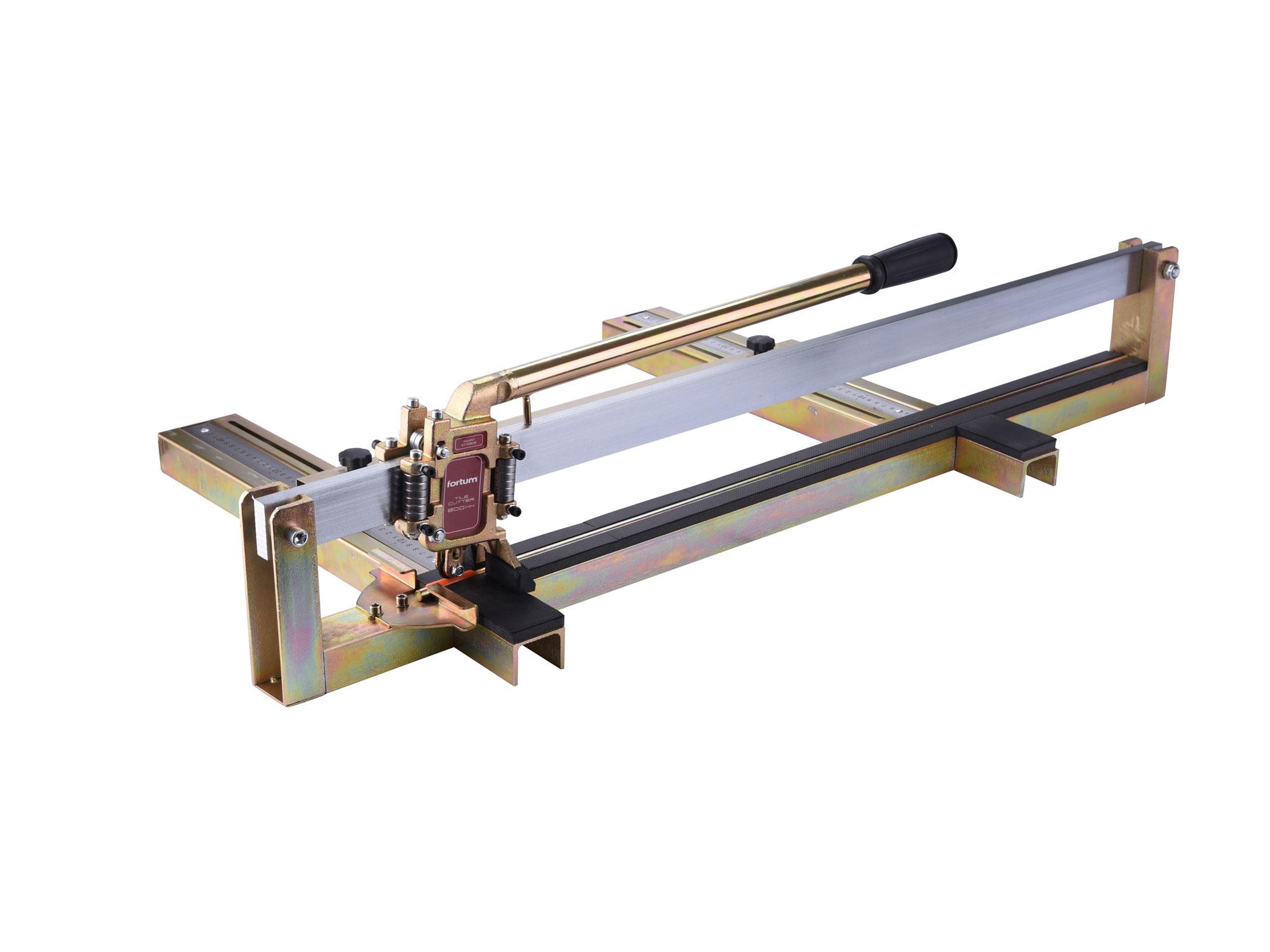 Řezačka obkladů profesionální, 800mm FORTUM 4770808